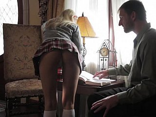 After school hard cock